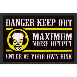 doormat ROCKBITES - Danger Keep Out - 100685