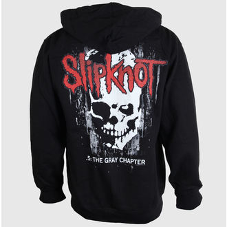 hoodie men Slipknot - Skull Back - Bravado - 15092218