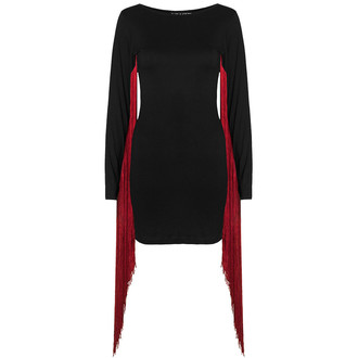 dress women KILLSTAR - Huntress - Black / Red