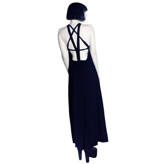 dress women KILLSTAR - Pentagram - Black