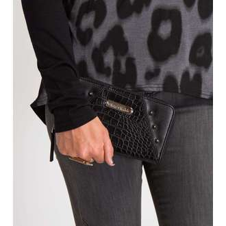 wallet METAL MULISHA - OVER THE EDGE - BLK
