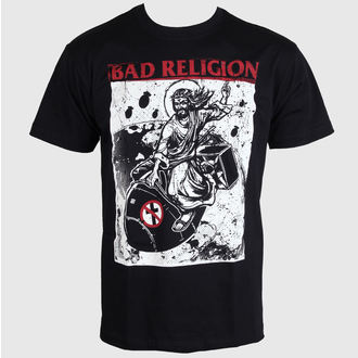 t-shirt metal men's Bad Religion - Atomic Jesus - CARTON - K_583