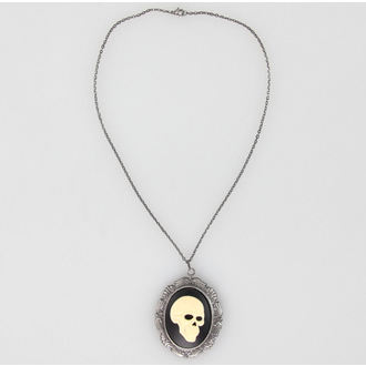 necklace Restyle - Skull - RES281