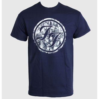 t-shirt men Foo Fighters - City Circle - LIVE NATION - PEFFI0740