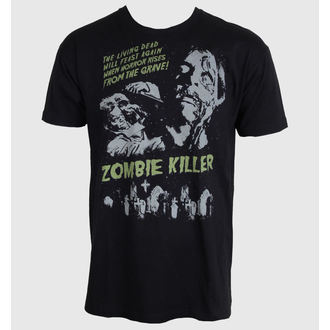 t-shirt men's - Zombie Killer - SOURPUSS, SOURPUSS