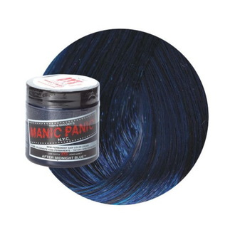 color to hair MANIC PANIC - Classic - After Midnight Blue