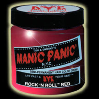 color to hair MANIC PANIC - Classic - Rock n Roll Red