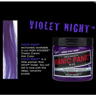 color to hair MANIC PANIC - Classic - Violet Night