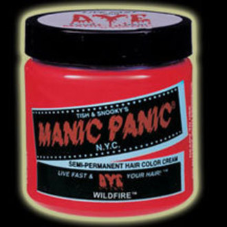 color to hair MANIC PANIC - Classic - Wildfire