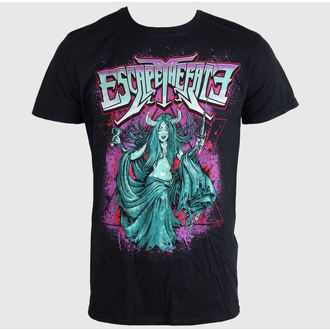 t-shirt metal men's Escape The Fate - Priestess - ROCK OFF - ETFTS02MB