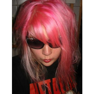 color to hair MANIC PANIC - Amplified - Cotton Cady Pink