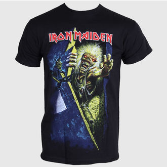 t-shirt metal men's Iron Maiden - No Prayer - ROCK OFF - IMTEE34MB