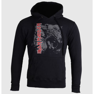 hoodie women's Iron Maiden - Hi Con Trooper - ROCK OFF - IMHOOD03LB
