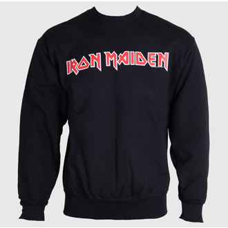 hoodie men's Iron Maiden - Logo - ROCK OFF, ROCK OFF, Iron Maiden