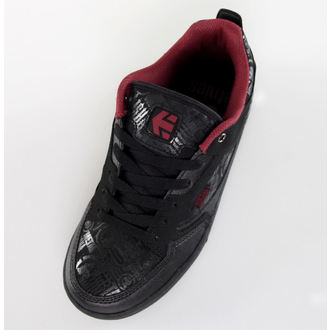 boots men ETNIES - METAL MULISHA - Cartel 597 - Black / Red / Grey