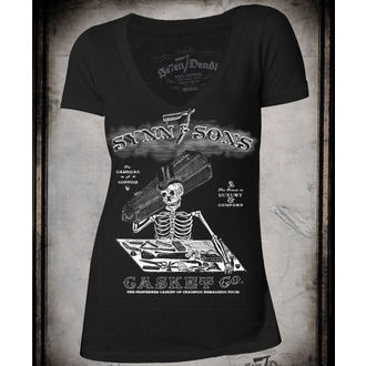 t-shirt hardcore women's - Synn & Sons - SE7EN DEADLY - SE006