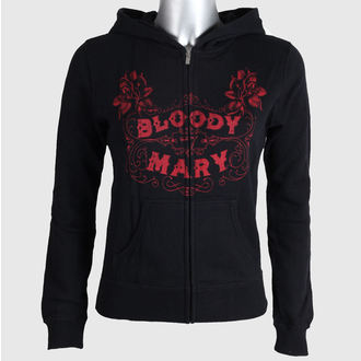 hoodie women's - Bloody Mary - SE7EN DEADLY - SE027