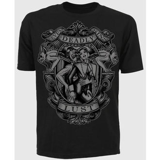 t-shirt hardcore men's - Lust - SE7EN DEADLY - SE021