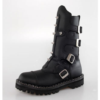 leather boots - 4P - KMM - 154