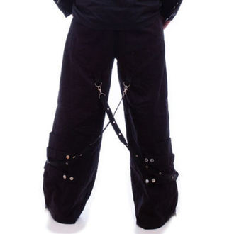 pants men NECESSARY EVIL - Slaine - Black - NE0016B