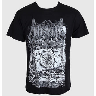 t-shirt men Unleashed - Our Dawn Is Rising - MASSACRE RECORDS - 1616