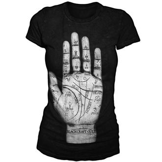 t-shirt women's - - BLACK CRAFT - WT005PR
