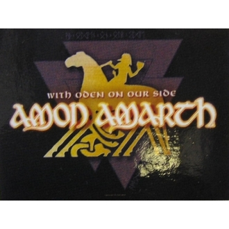 flag Amon Amarth - With Oden Your Side - HFL826