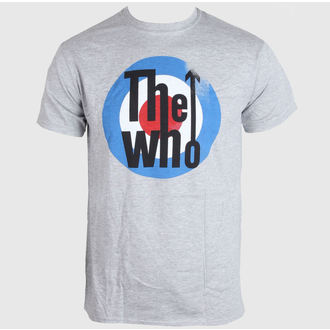 t-shirt men The Who - Target - Grey - LIVE NATION - PE11880TSCP