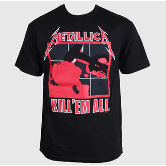t-shirt metal men's Metallica - Kill Em All - BRAVADO - MET2008