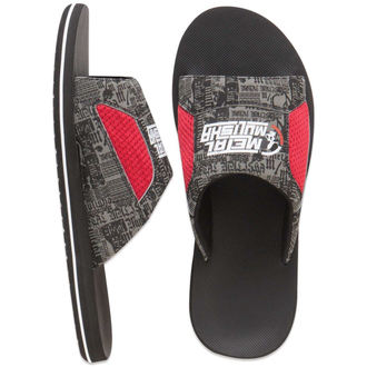 sandals METAL MULISHA - Ranker - BLK