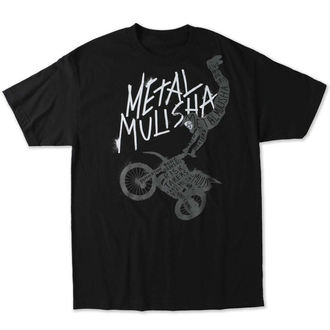 t-shirt street men's - INTAKE - METAL MULISHA - M15518113E.01_BLK