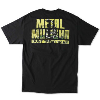 t-shirt men METAL MULISHA - TREAD - BLK