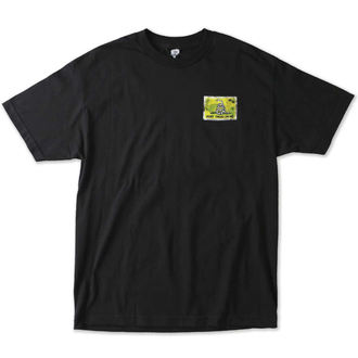 t-shirt street men's - TREAD - METAL MULISHA - M15518131E.01_BLK