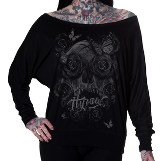 Women's t-shirt with long sleeve HYRAW - Angel - HY074