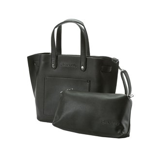 handbag (bag) MEATFLY - Alma - Black - MF170304012690