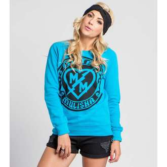 sweatshirt (no hood) women's - BOLT CREW - METAL MULISHA - M157S20101.01_TEL