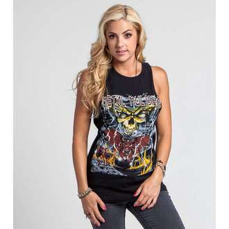 top women METAL MULISHA - THE GREATEST HITS - BLK