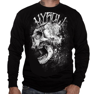 sweatshirt (no hood) men's - Punk Shit - HYRAW - HY079