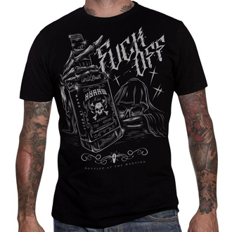 t-shirt hardcore men's - Fuck Off - HYRAW - HY057
