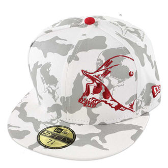 cap METAL MULISHA - POST - WHT