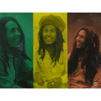 flag Bob Marley - Rasta Collage - HFL0831
