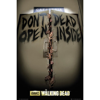 poster The Walking Dead - Keep Out - GB Posters - FP3311
