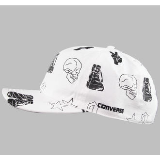 cap Converse - Deconstructed - White