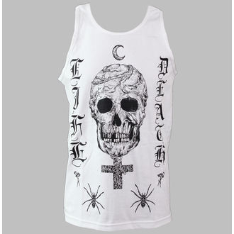 top men CVLT NATION - Mourning Prayer - White - CVL051