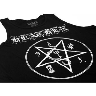 top men CVLT NATION - Black Mass - Black