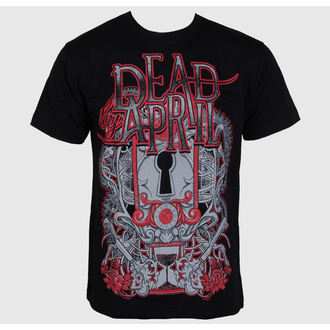 t-shirt metal men's Dead By April - Keyhole - CARTON - K_470