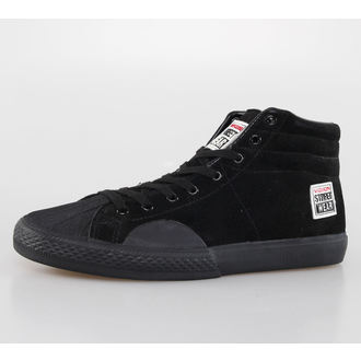 high sneakers men's - Suede HI - VISION - VMH2FW101