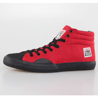 high sneakers men's - Suede HI - VISION, VISION