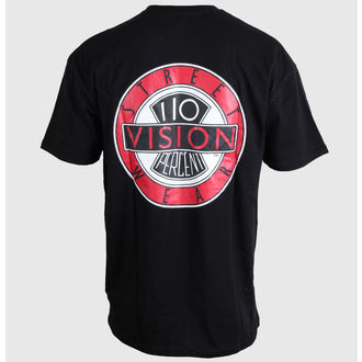 t-shirt street men's - Black - VISION, VISION