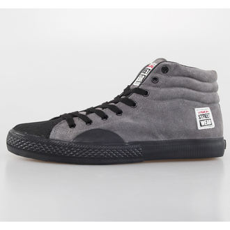 high sneakers men's - Suede HI - VISION - VMH2FW102